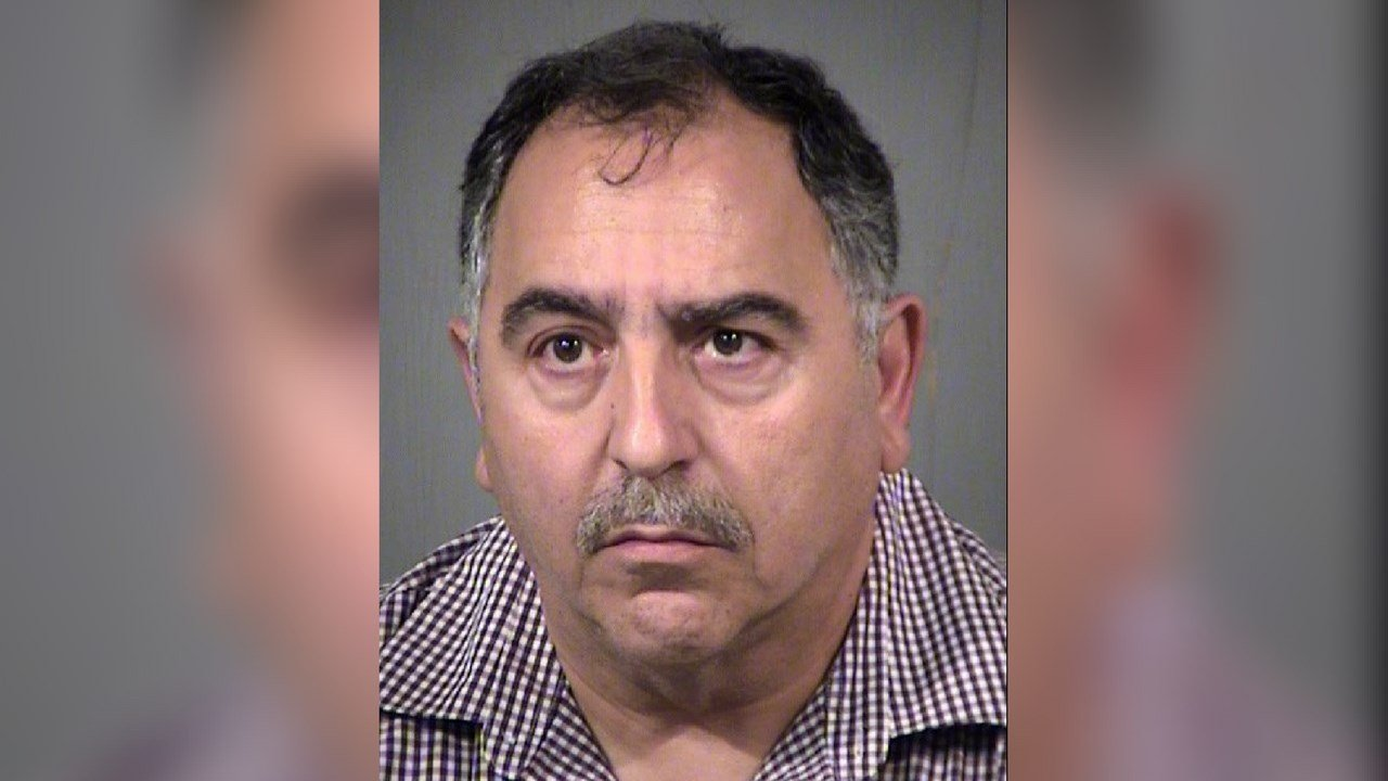 David Isho, 58 (Source: Maricopa County Sheriff's Office)