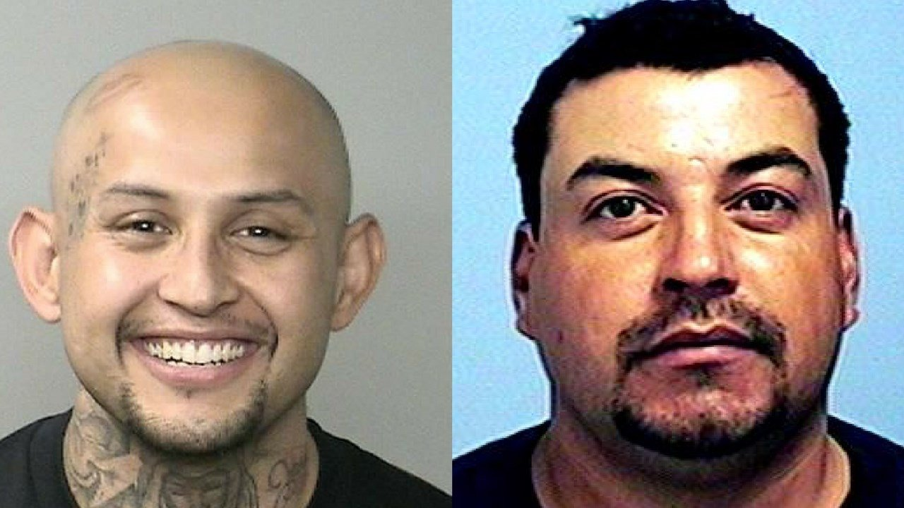 Rodolfo Ballardo, 31, deceased (left) and Marcos Ricardo Ruiz-Zazueta, 43 (Source: Arizona Department of Public Safety)