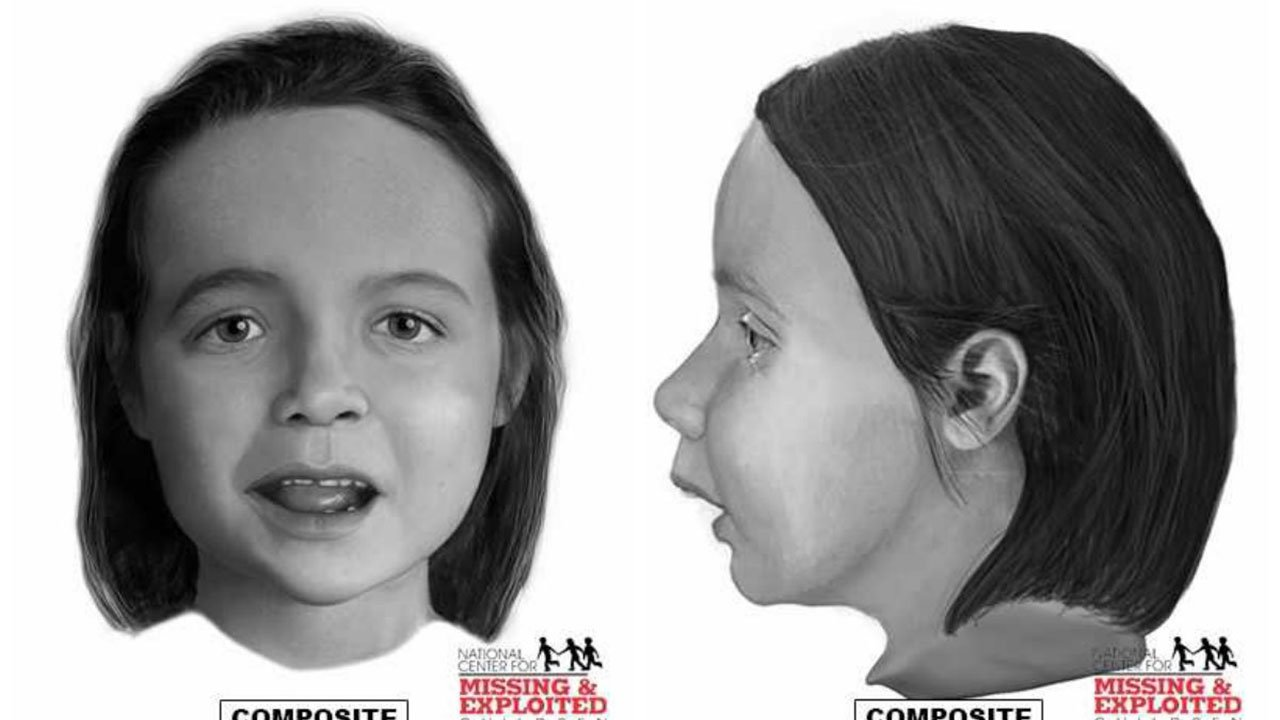 A facial reconstruction of the girl found dead in Texas in 2016. Authorities said she may be from southeastern Arizona. (Source: National Center for Missing & Exploited Children)