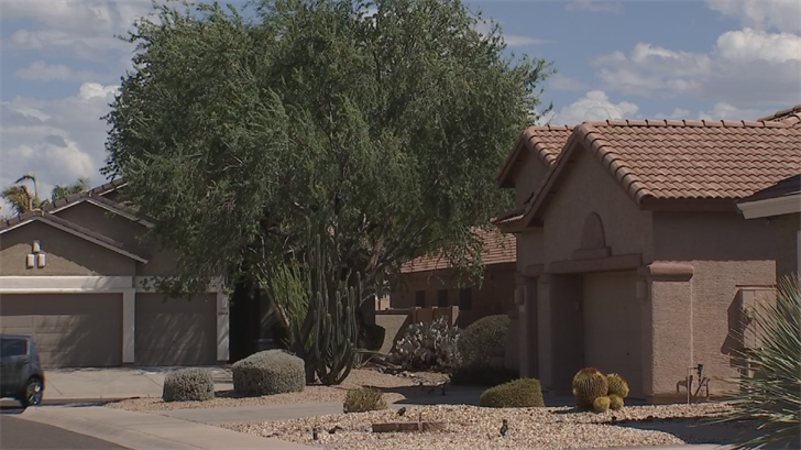 Arizona law allows an HOA to foreclose after a year of missed payments, or if dues and fees reach $1,200. (Source: 3TV/CBS 5)