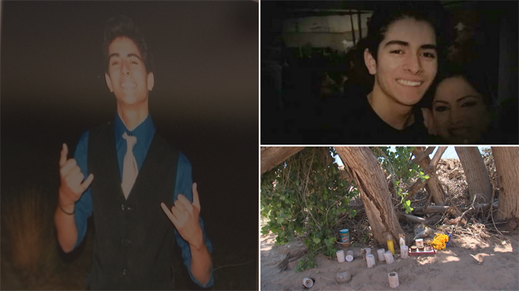 "The family of Rudy Bencomo believe his suicide may be linked to a dangerous ""online suicide game."" (Source: 3TV/CBS 5)"