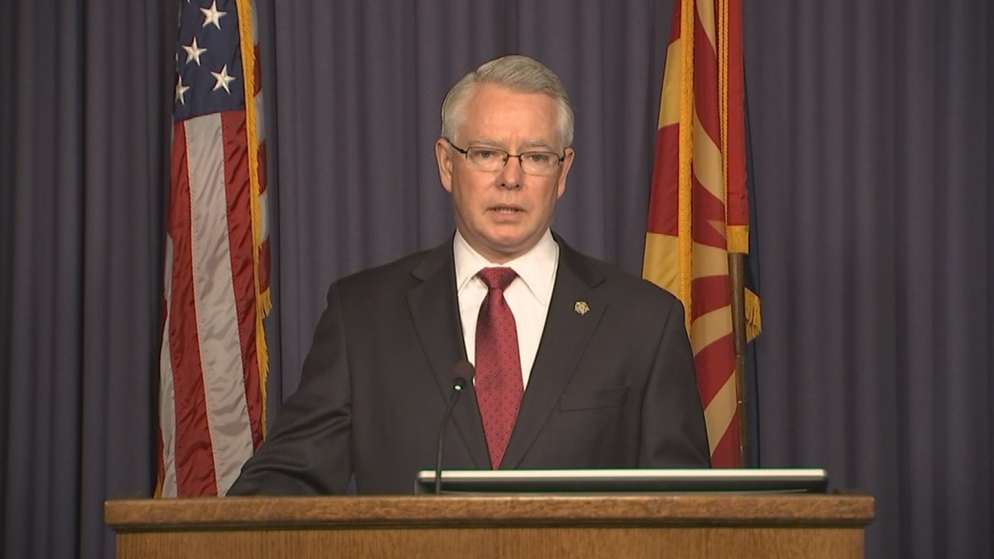 Maricopa County Attorney Bill Montgomery (Source: 3TV/CBS 5 file photo)