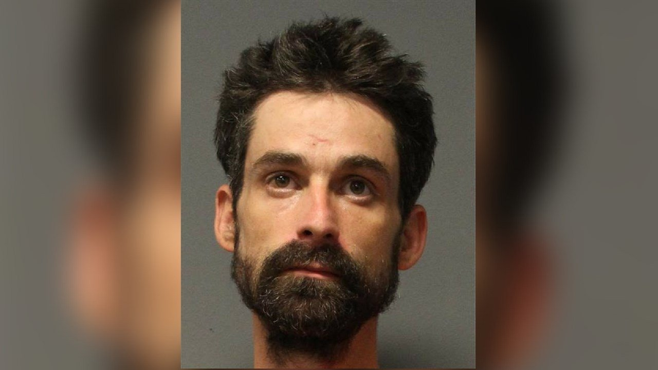 33-year-old Joshua Crites was arrested on possession of meth. (Source: Yavapai County Sheriff's Office)