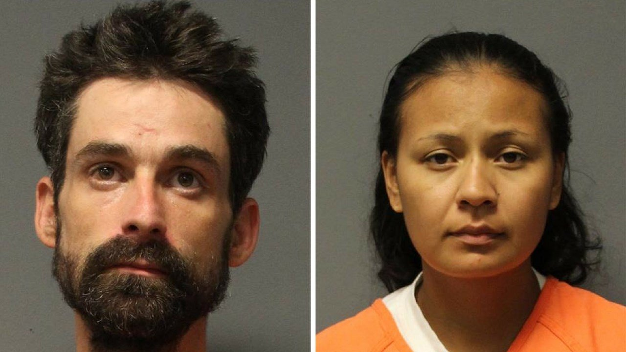 Joshua and Rachel Crites are held in custody on a $25,000 bond. (Source: Yavapai County Sheriff's Office)