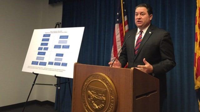 Arizona Attorney General Mark Brnovich. (Source: 3TV/CBS 5 file photo)