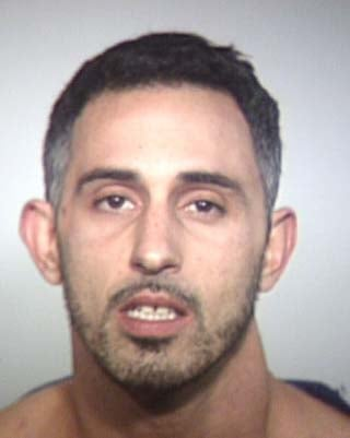 Booking photo of 34-year-old Aren Cohen. (Source: Maricopa County Sheriff's Office)