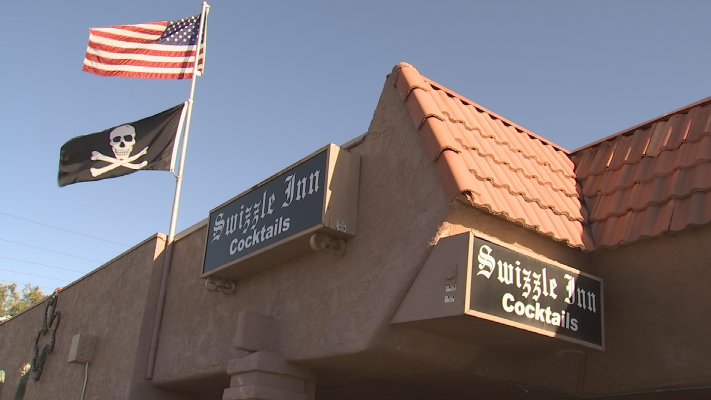 The owner of Swizzle Inn used money she made last week and donated to hurricane relief. (Source: 3TV/CBS 5)