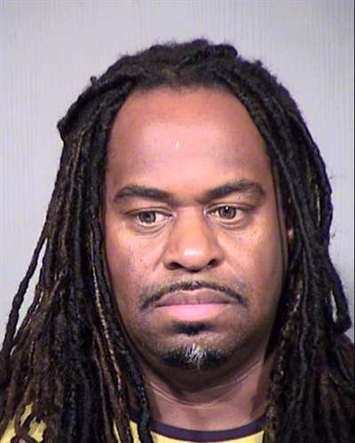 Sean Usher. (Source: Maricopa County Sheriff's Office)