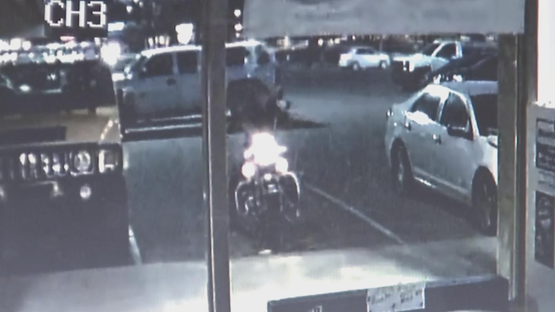 The suspect is still on the run. (Source: 3TV/CBS 5)