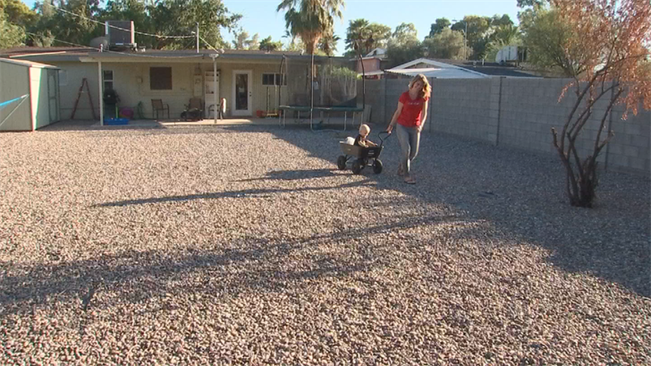 Outier said the burglar robbed her and her son of closure. (Source: 3TV/CBS 5)
