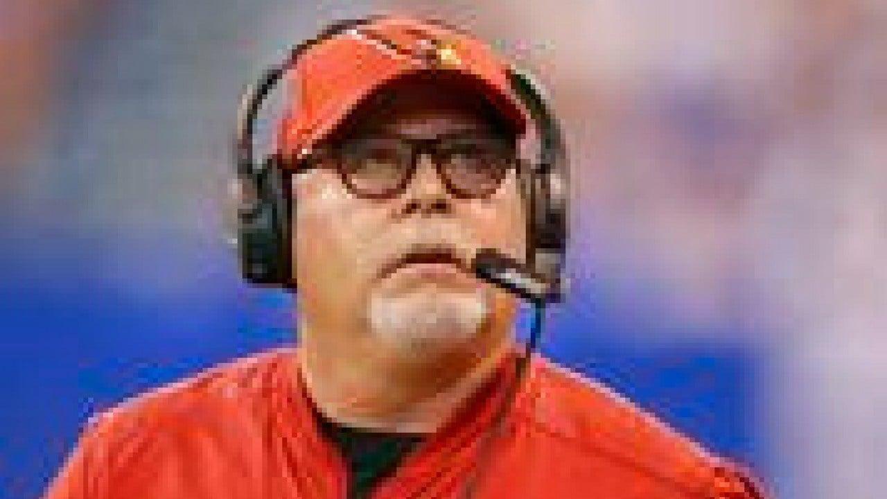 Arizona Cardinals' Head Coach, Bruce Arians (Source: AP Photo/Michael Conroy)