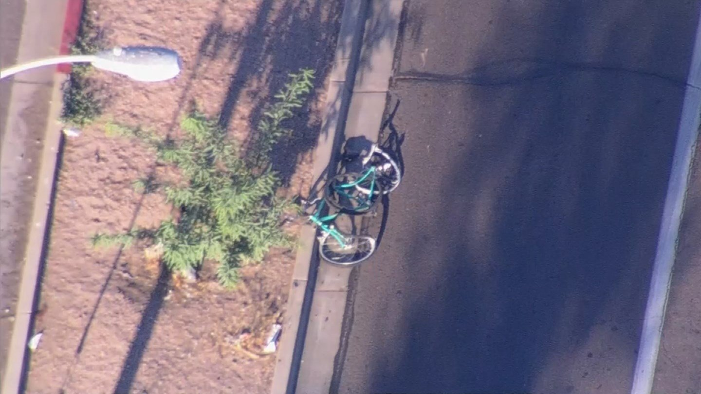 Phoenix firefighters found the 45-year-old man in cardiac arrest and not breathing near 46th Avenue and Thomas Road sometime after 6:30 a.m. (Source: 3TV/CBS 5)