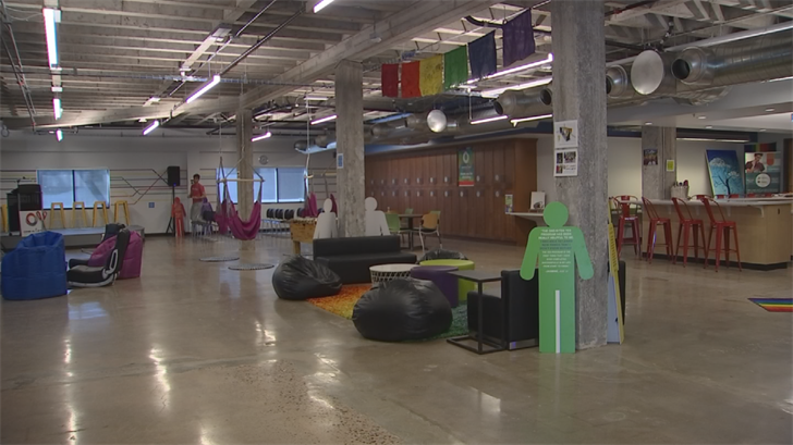 An LGBTQ youth center officially opened its new building in downtown Phoenix. (Source: 3TV/CBS 5)