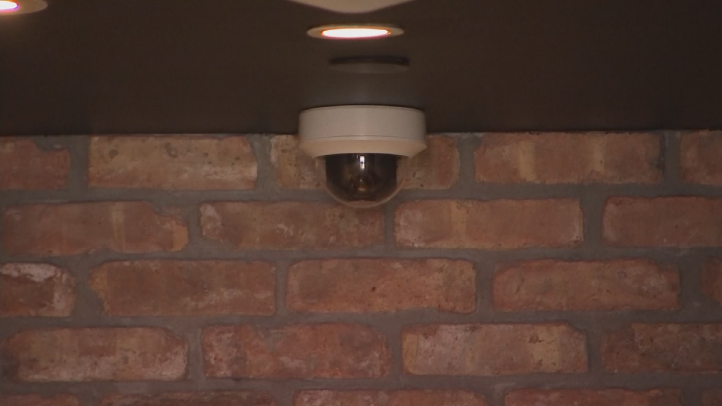 The owners of the bar posted the surveillance video online. (Source: 3TV/CBS 5)