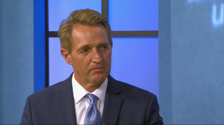 Republican Sen. Jeff Flake. (Source: 3TV/CBS 5 file photo)