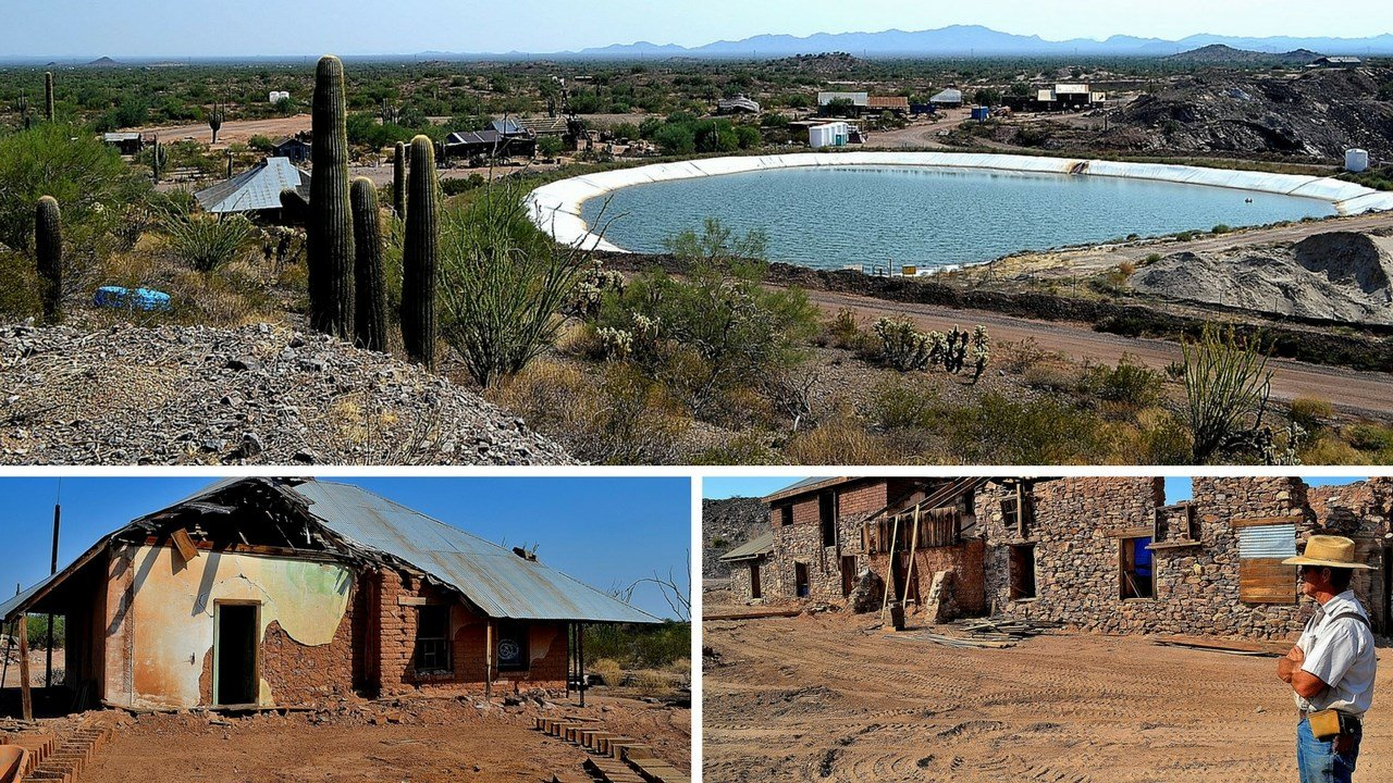Vulture mine and Vulture City. (Source: Eric Zotcavage)