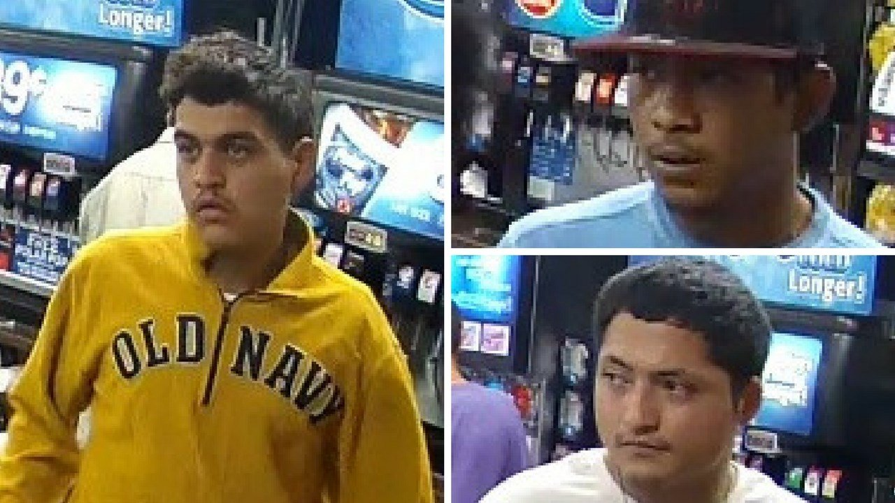 Police said these three suspect have robbed the same Circle K four times. (Source: Silent Witness)