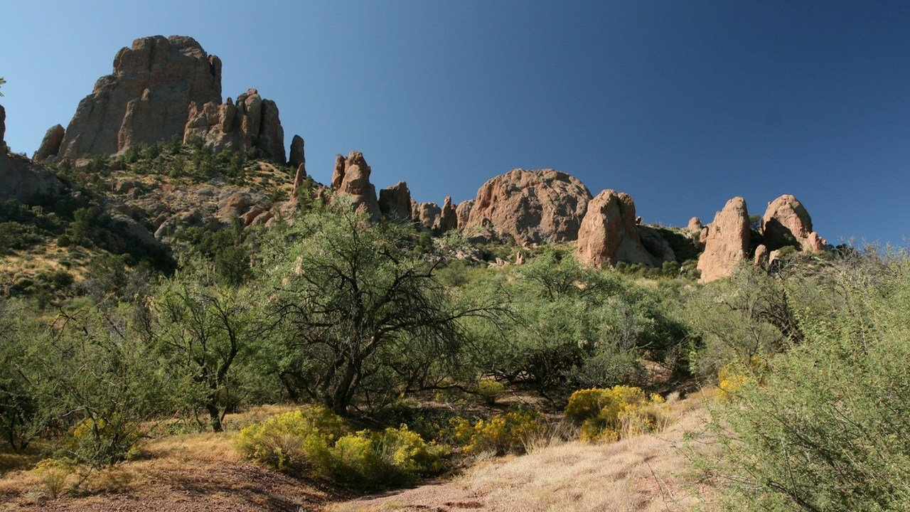 The 5,800-acre North Santa Teresa Wilderness northwest of Safford is one of two areas that will be opened to more hiking, hunting and other activities under a new deal that will improve access to those regions. (Source:  Bureau of Land Management/Creative