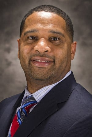 University of Arizona's assistantbasketball coachEmanuel Richardson is among the coaches who have been charged in the corruption scheme.(Source: University of Arizona)