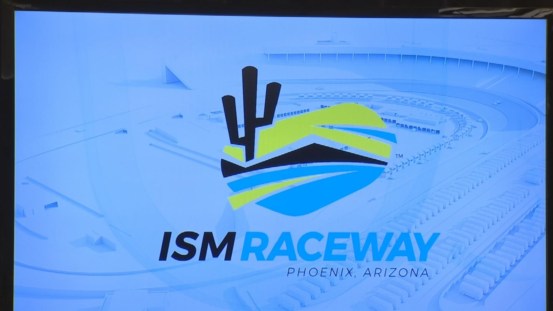Phoenix International Raceway will be known as ISM Raceway, after Ingenuity Sun Media. (Source: 3TV/CBS 5)