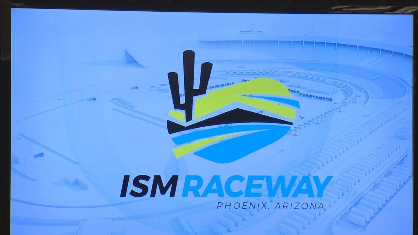 Phoenix International Raceway will be known as ISM Raceway, after Ingenuity Sun Media. (Source: 3TV/CBS 5)