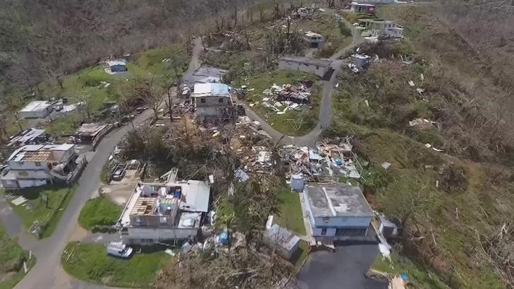 The hurricane has left the island devastated. (Source: 3TV/CBS 5)
