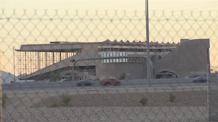 Demolition begins Wednesday morning. (Source: 3TV/CBS 5)