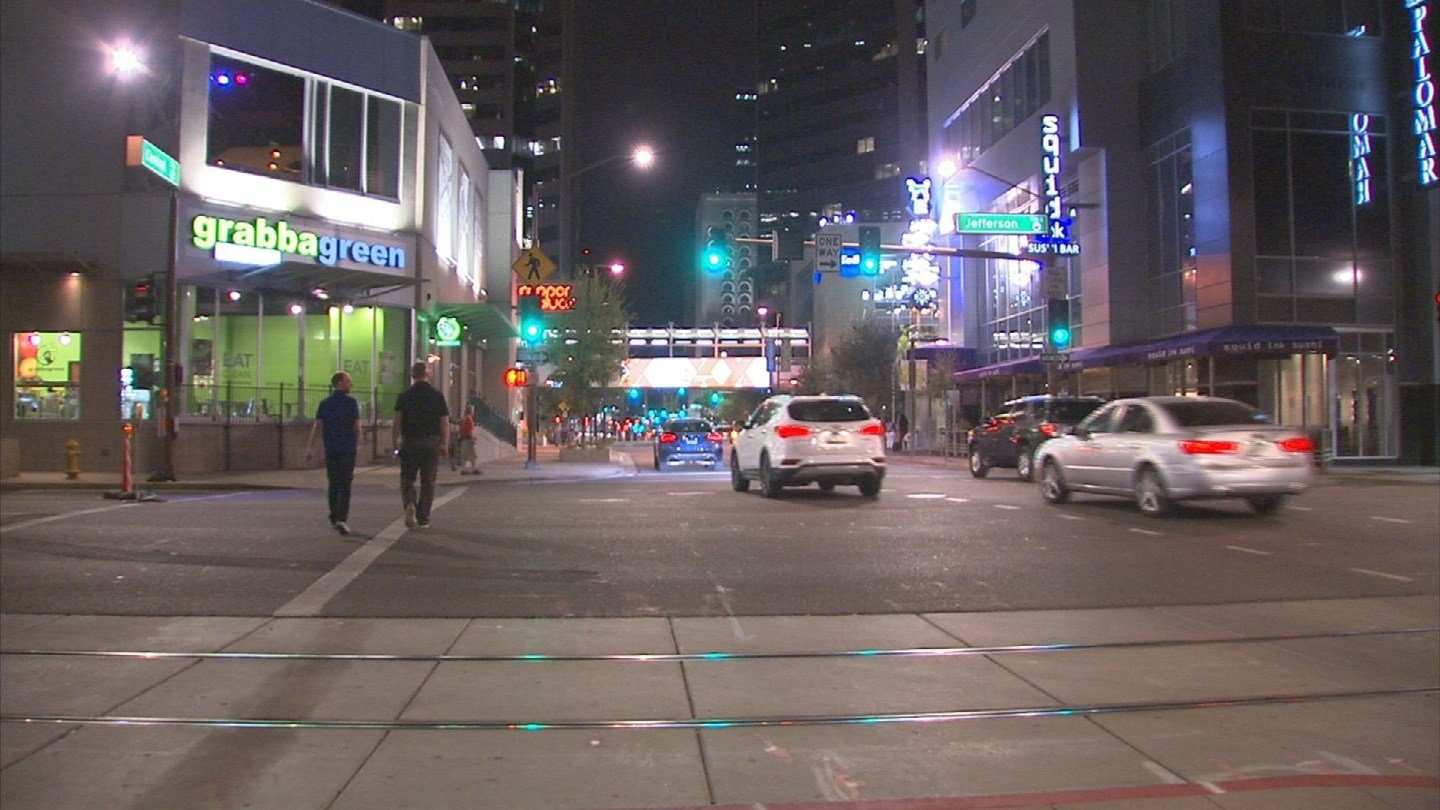 The newly approved plan will shift future light rail platforms east on Washington and Jefferson streets between Central and First avenues. (Source: 3TV/CBS 5)