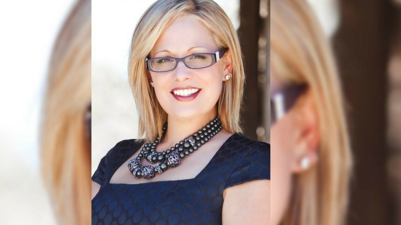 Sinema Announces Bid For Flake's Senate Seat