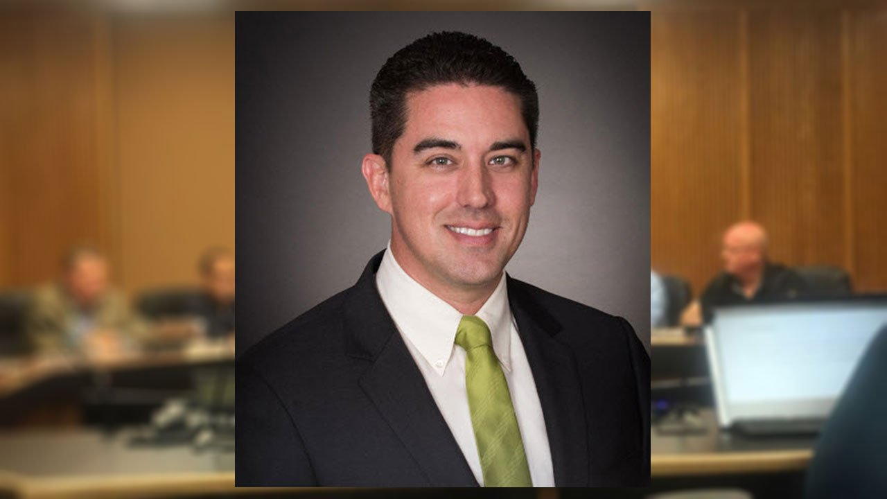 He replaces former Councilman Ryan Winkle. (Source: 3TV/CBS 5)