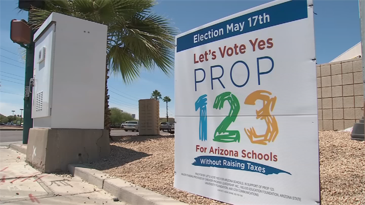 The governor's office is defending its record on education. This comes as a new report by the Arizona school personnel administrators association shows 13,000 teaching positions are still open. (Source: 3TV/CBS 5)