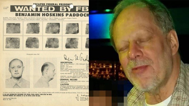 Benjamin Hoskins Paddock. (Source: CNN/FBI)