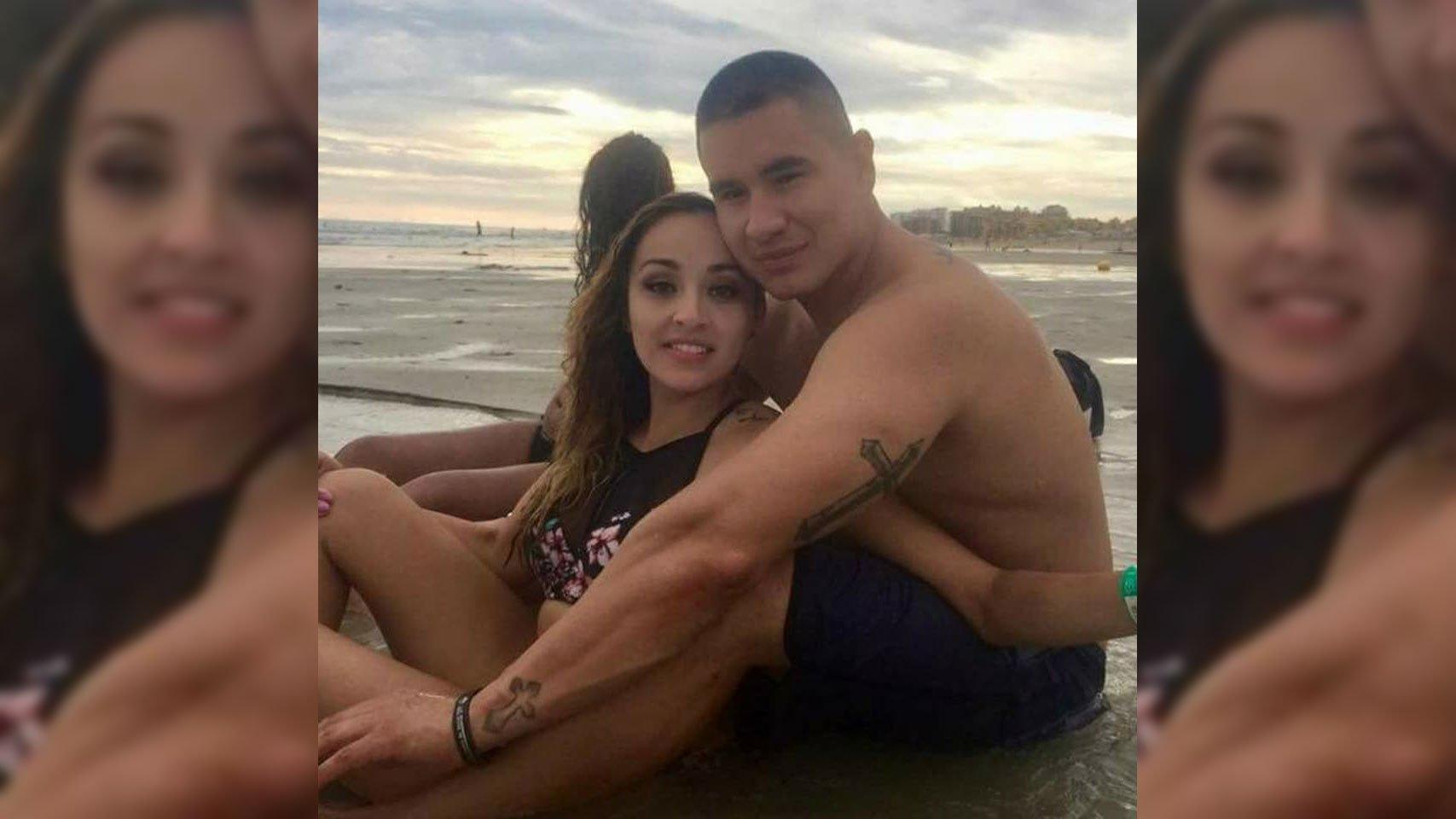 Jovanna and Francisco. Courtesy: Andrea Bernardo
