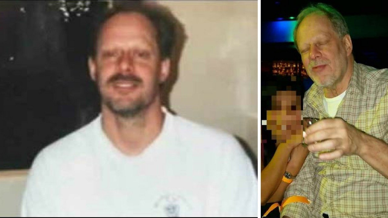 Las Vegas gunman, Stephen Paddock. (Source: Associated Press)