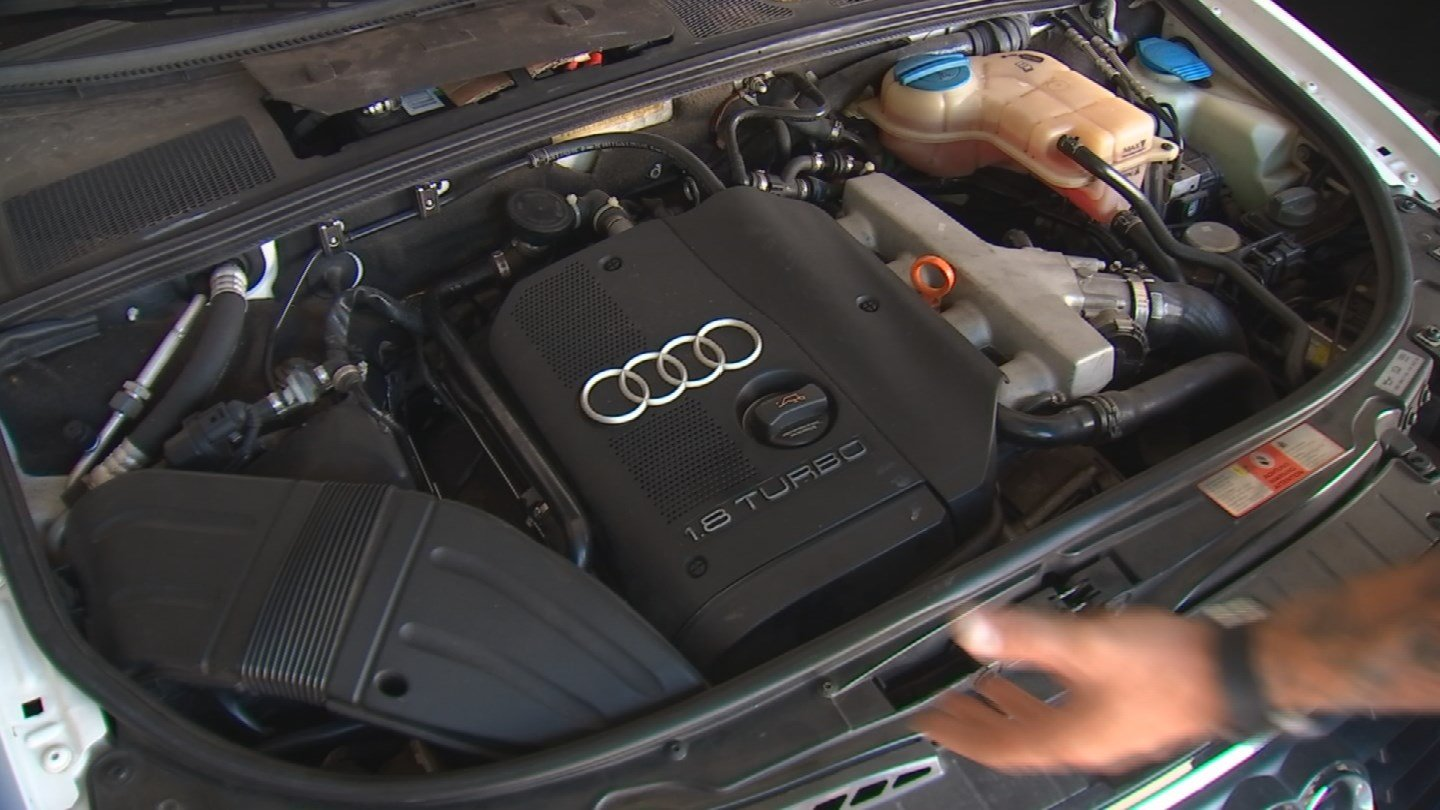 Get a written estimate for auto repairs. (Source: 3TV/CBS 5 News)