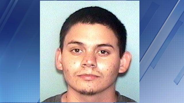 Derek Adame, 20 (Source: Surprise Police Department)