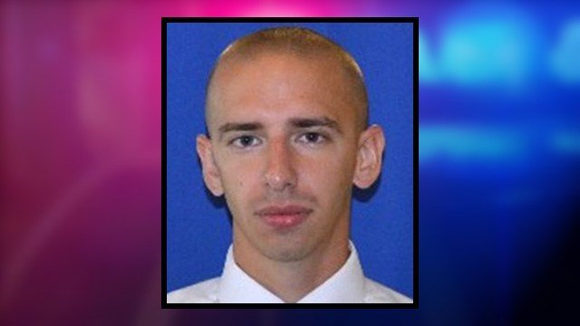 Surprise Police Officer Joseph Gruver was placed on standard administrative leave after the shooting but has since returned to work. (Source: Surprise Police Dept.)