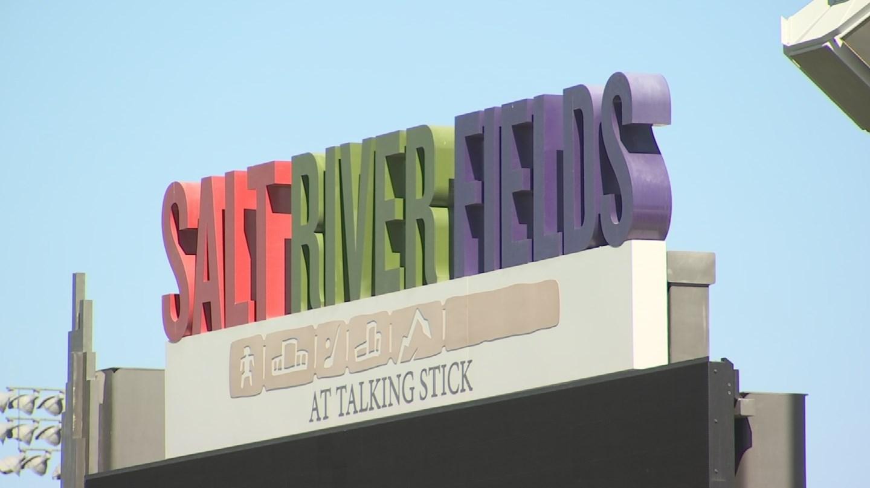 Salt River Fields in Scottsdale, AZ. (Source: 3TV/CBS 5)