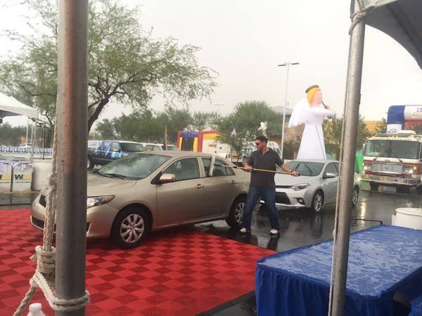 2016 Paul's Pay It Forward Car Wash