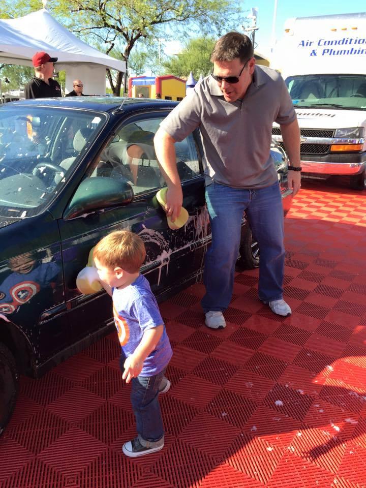 2015 Paul's Pay it Forward Car Wash