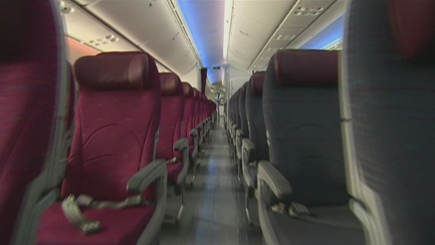 For the past two years, researchers at ASU have been studying the way airlines board passengers onto packed flights and how to better mitigate the risks if there were another Ebola outbreak, like the one we saw in Africa, back in 2014. (Source: 3TV/CBS 5)