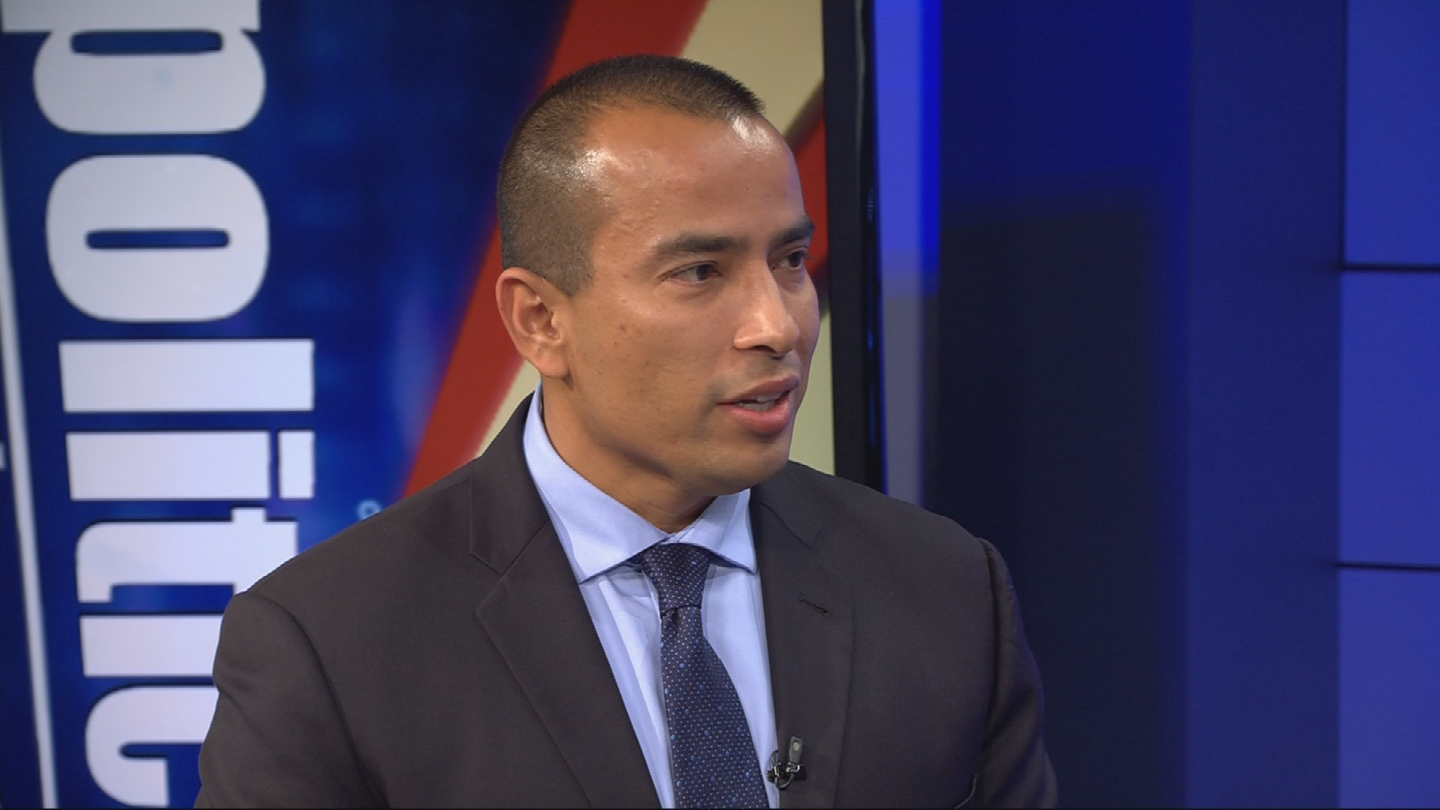Phoenix City Councilman Daniel Valenzuela said Friday that has no intention of quitting his job as a firefighter if he's elected mayor next year.  (Source: 3TV/CBS 5)