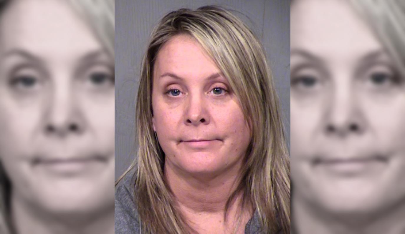 Melissa Paulson (Source: Maricopa County Sheriff's Office)