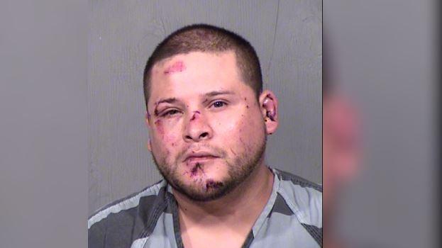 Ricardo Garcia, 26-years-old. (Source: Maricopa County Sheriff Dept.)