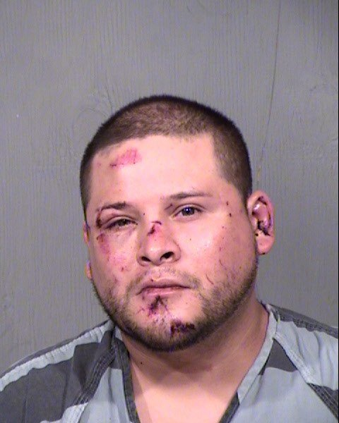 Ricardo Garcia, 26-years-old. (Source: Maricopa County Sheriff Dept.)