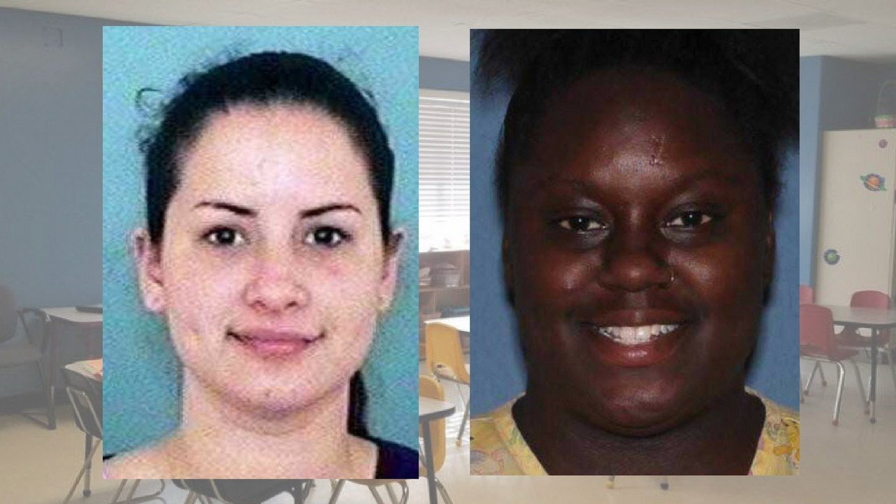 Gabriella Del Carmen Garcia and Fatina Sawyer (Source: Chandler PD)