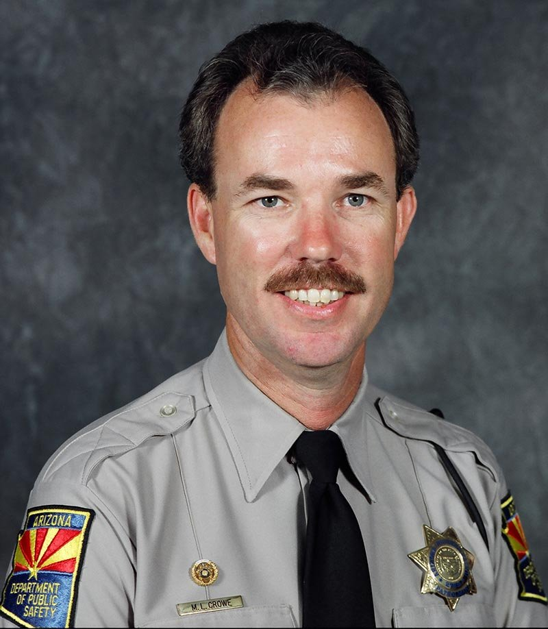 Department of Public Safety Sgt. Mike Crowe (Source: Arizona Department of Public Safety)
