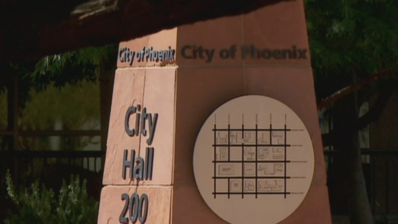 The City of Phoenix says she used 244,000gallons of water. (Source: 3TV)