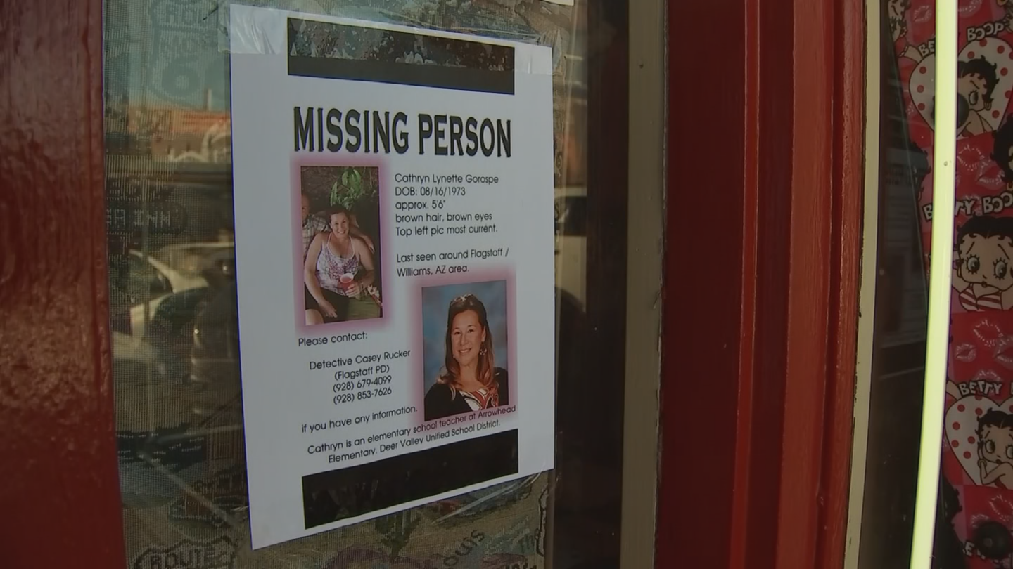 Cathryn Gorospe was reported missing on Sunday. (Source: 3TV/CBS 5)