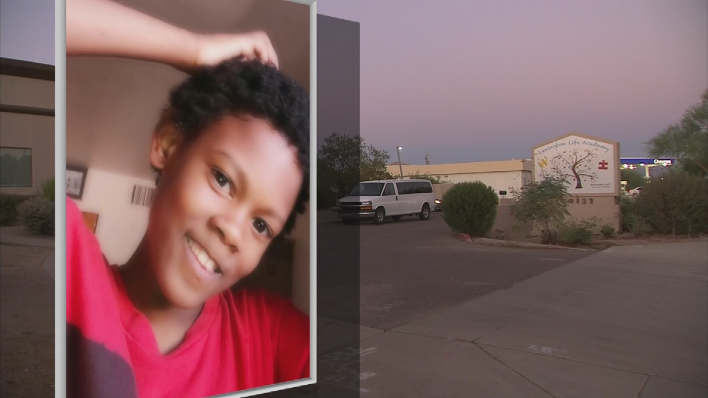 Ky-Mani was gone for nearly an hour and the Mesa school didn't notice he was gone. (Source: 3TV/CBS 5)